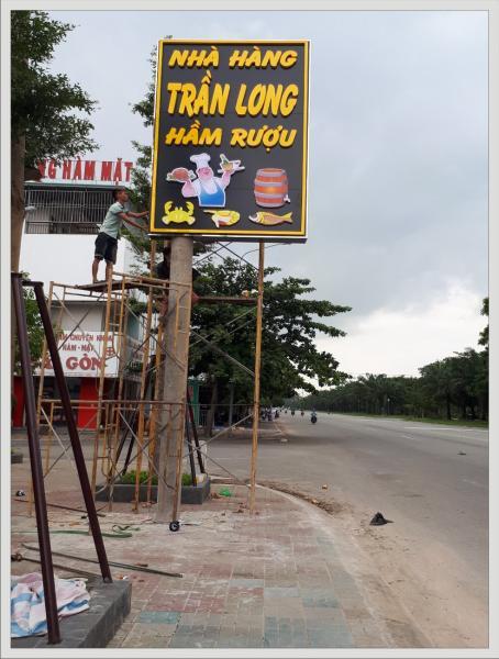 THI CONG BANG HIEU QUANG CAO